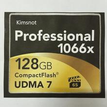 Kimsnot Flash Memory Card CF Card 16gb 32GB 64gb 128GB 256GB Compact Flash Card UDMA 7 High Speed 160MB/s 1066x For Canon Nikon(China (Mainland))