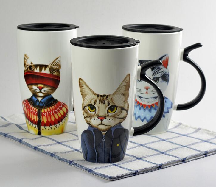 Tazas gato   compra lotes baratos de tazas gato de china ...