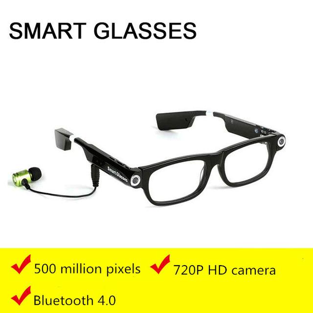 WalkPro Video Glasses Bluetooth phone calls music video camera photography smart