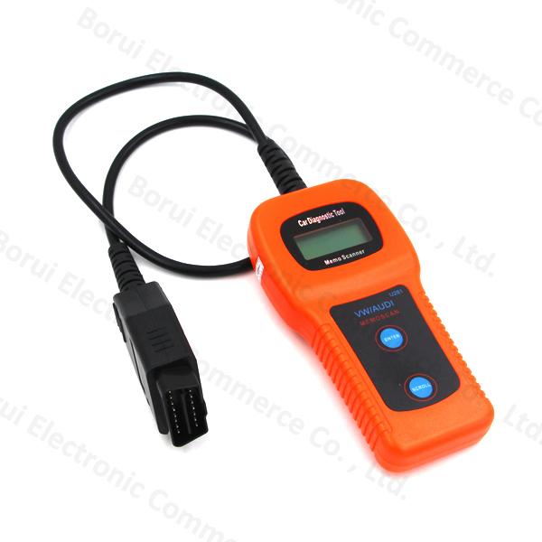 U281 OBD 2 Scanner Code Reader Air Bag ABS Reset Tool(China (Mainland))