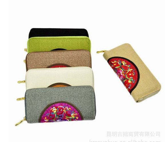 Online Kaufen Großhandel linen bag purse aus China linen bag purse ...