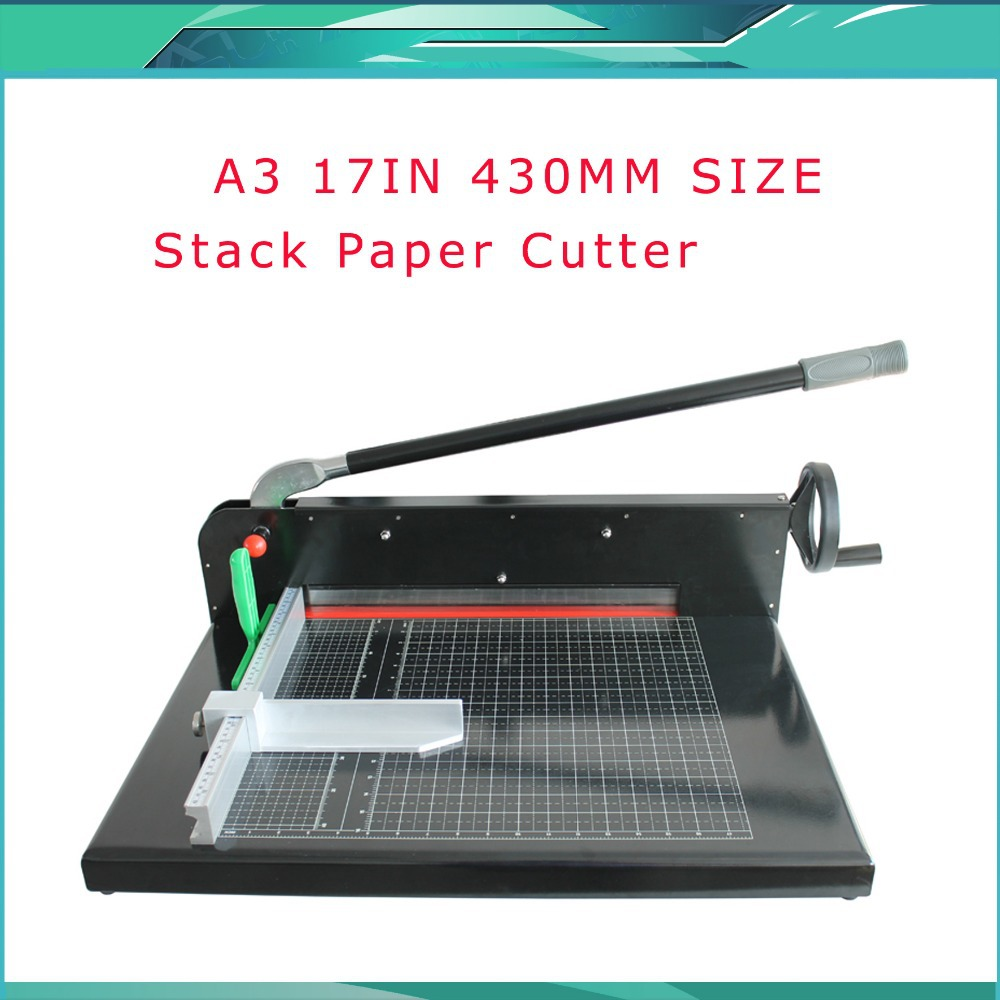 manual paper cutting machine price list