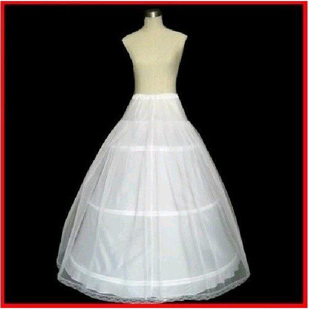 Viscose Offer Sale Crinoline Underskirt Wedding Dress