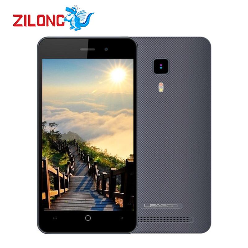 "Original Leagoo Z1 3G 4"" MT6580M Quad Core Smartphone 800*480 Android 5.1 MT6580M Quad Core 512MB RAM 4GB ROM Dual SIM Cellphone(China (Mainland))"