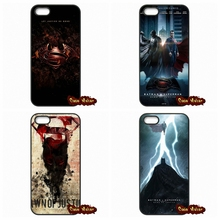 2016 Batman vs Superman Covers Case For Samsung Galaxy S S2 S3 S4 S5 MINI S6 S7 edge Plus Note 2 3 4 5(China (Mainland))