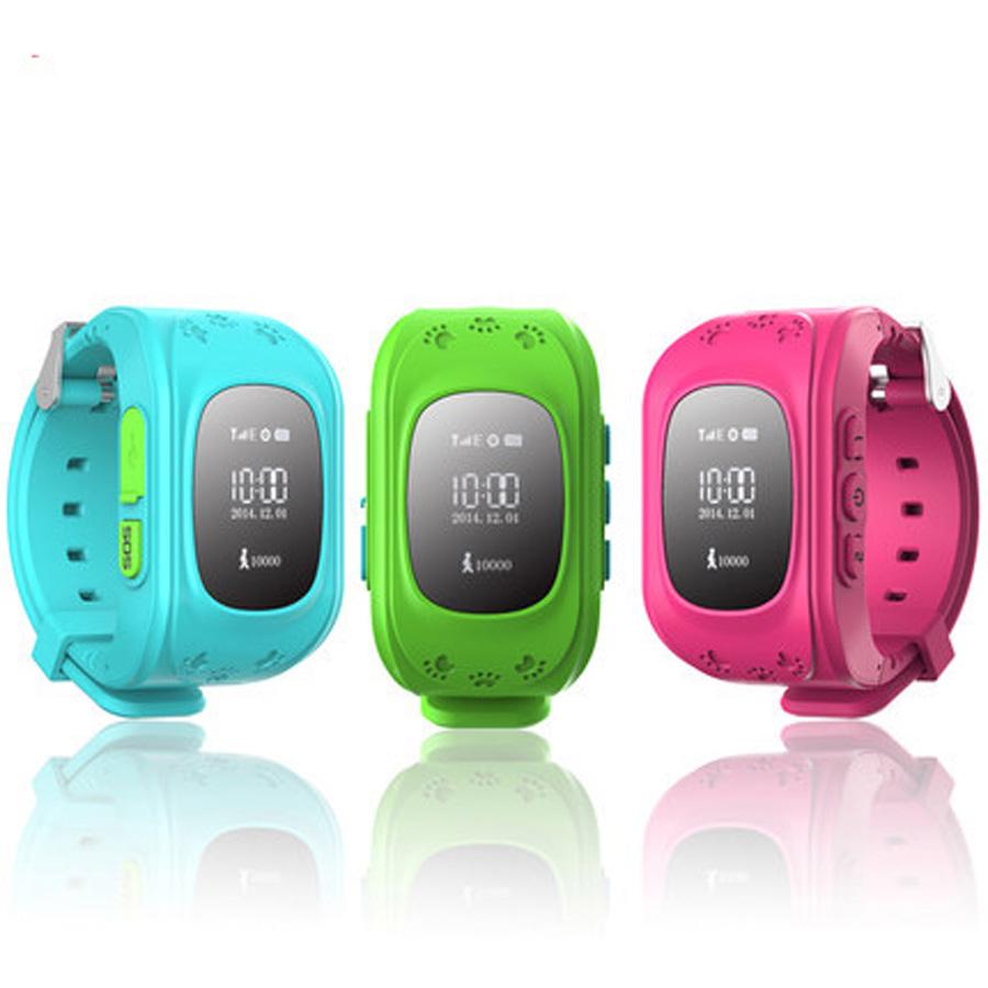 2015 Q50 малыша smartwatch с GPS трекер и кнопка SOS тревоги для ребенка анти-потерянный первый лучшие продажи для дети умные часы