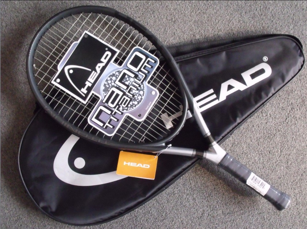 Free shipping High quality TI S5 tennis racket head Professional Carbon fiber tennis racket The racquet