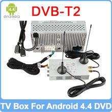 For Russia Thailand Malaysia Special DVB-T2 Box Tuners For Android 4.2.2/4.4.2 Car DVD Player. The item just for our DVD(China (Mainland))