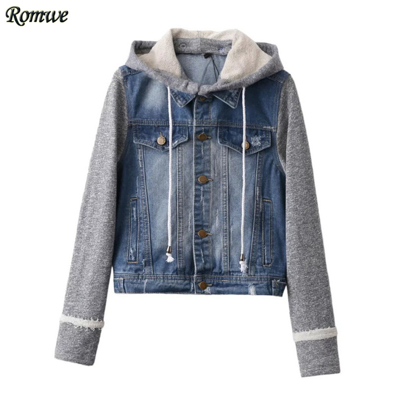 Popular Jean Jacket Hood-Buy Cheap Jean Jacket Hood lots from ...