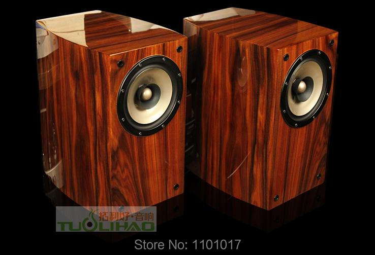 TUOLIHAO Q6 full range <font><b>bookshelf</b></font> <font><b>speakers</b></font> HIFI EXQUIS