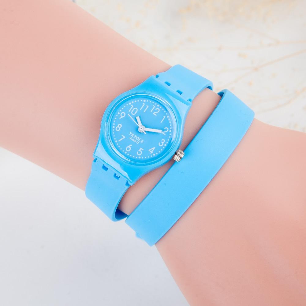 Гаджет  Women Quartz watch 2015 Fanshion women wristwatch Long Strap Geneva Silicone Jelly Watch Women Wristwatch relogio masculino None Часы