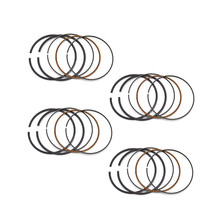 Motorcycle Engine parts STD Bore Size 48.50mm piston rings For Honda CBR250 CBR 250 HORNET 250 JADE 250 CBR250RR