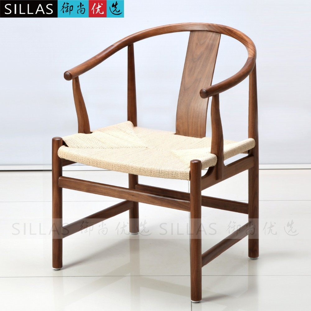 Здесь можно купить  Nordic furniture/Danish solid wood round-backed armchair/new Chinese style Ming dynasty chair Nordic furniture/Danish solid wood round-backed armchair/new Chinese style Ming dynasty chair Мебель