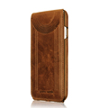 Fashion Genuine Leather Flip Cover Case for iPhone 6 6S Plus 5 5 Inch Case Luxury