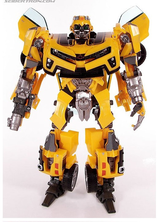 Human Aleliance Revenge of The Fallen BUMBLEBEE Action Figure Car LOOSE Free Shipping(China (Mainland))