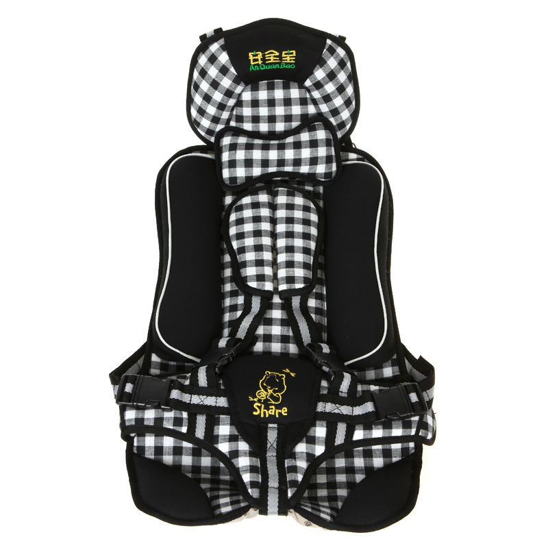 Portable Baby Child Kids Car Safety Booster Seat Cover Harness Cushion - Best Distributor & r Mall store