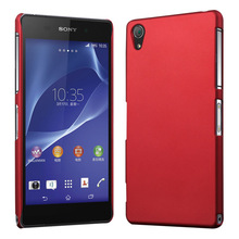 Высокое качество матовый матовый пластик жесткий спс Sony Xperia Z2 чехол для Sony Xperia Z2 D6503 D6502 D650 L50W сотовый телефон чехол крышка