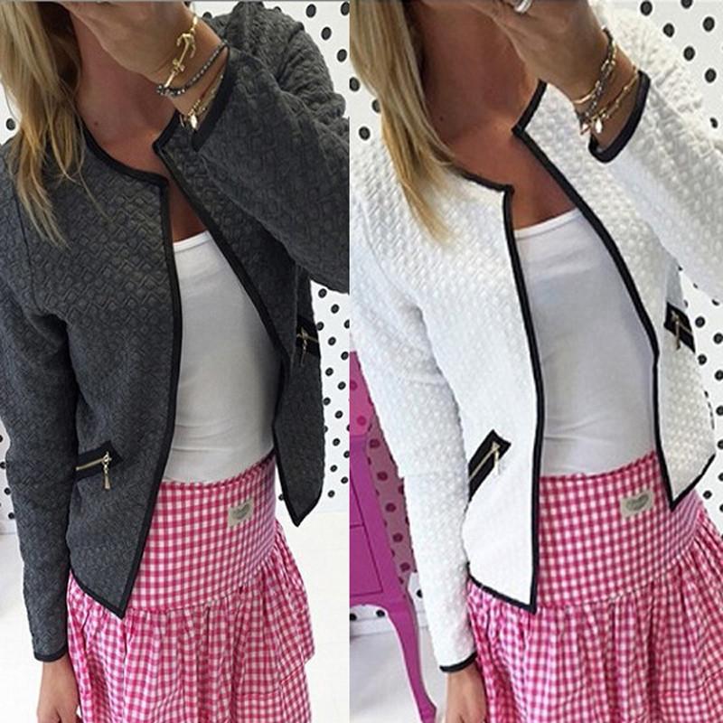 Женский пиджак Slim 2016