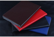 SD Fashion Luxury Genuine Leather Book Case For Apple IPad Mini 4 Protective Stand Flip Cover Cases For Ipad mini4 Tablet PC