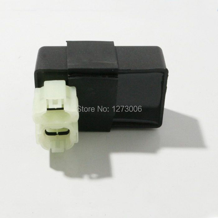 Universal 1Pcs 6 Pin Motorcycle CDI Ignition Box Chinese Scooter font b GY6 b font 125CC