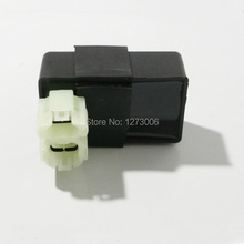 Universal 1Pcs 6 Pin Motorcycle CDI Ignition Box Chinese Scooter GY6 125CC 150cc ATV Part Car-Stying