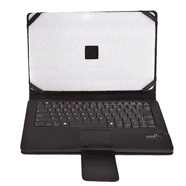 2 in 1 Detachable Wireless Bluetooth Keyboard Leather Case Cover Stand for Windows Surface Durable(China (Mainland))