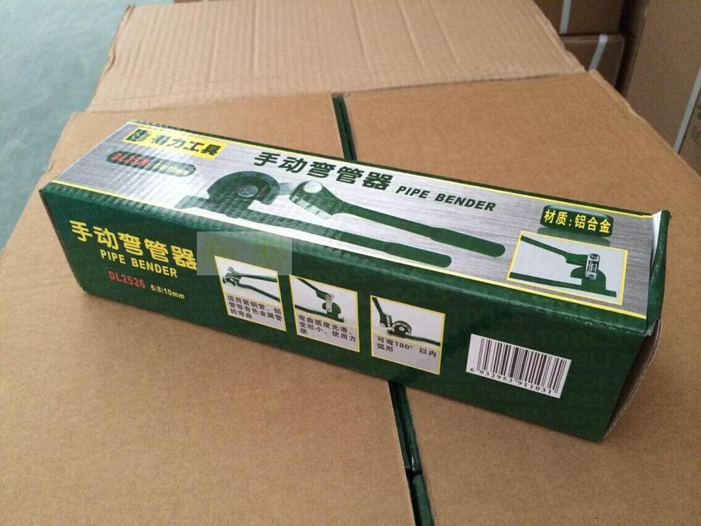 6/8/10mm tool manual pipe of air conditioner copper tubes manual pipe tool DL2526(China (Mainland))