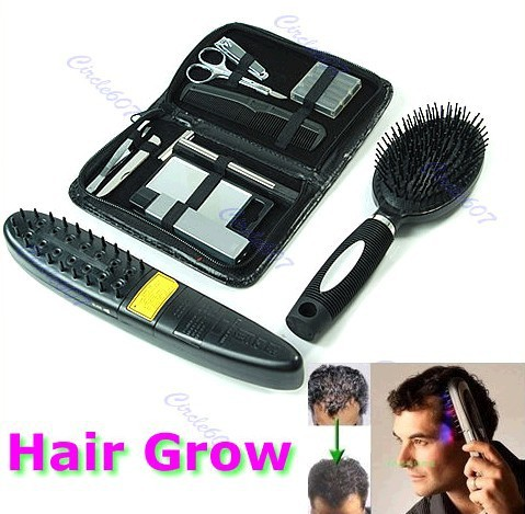 Free Shipping Laser Treatment Power Grow Comb Kit Stop Hair Loss Hot Regrow Therapy New<br><br>Aliexpress