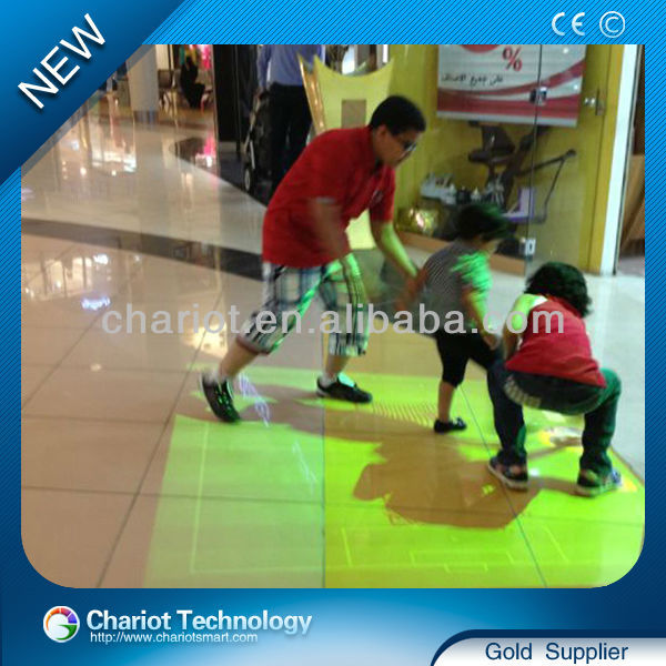 ChariotTech interactive floor system for different application in China with lowest price(HOT SALES)(China (Mainland))