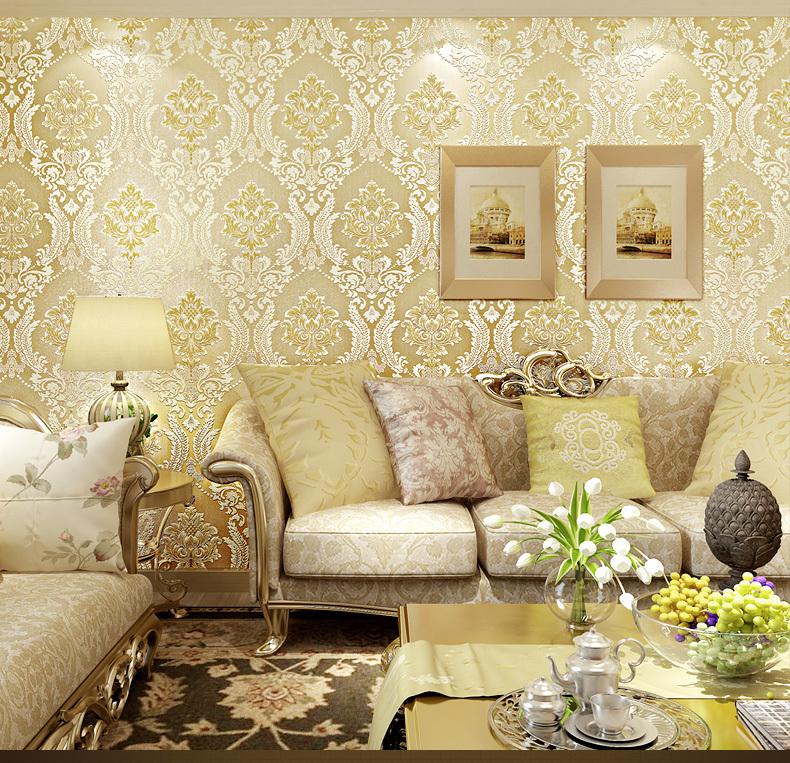 Floral wallpaper for Flower wallpaper for living room
