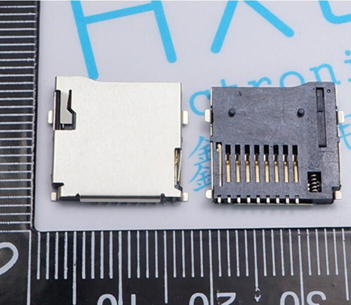 Слоты MMC/SD, SIM карт