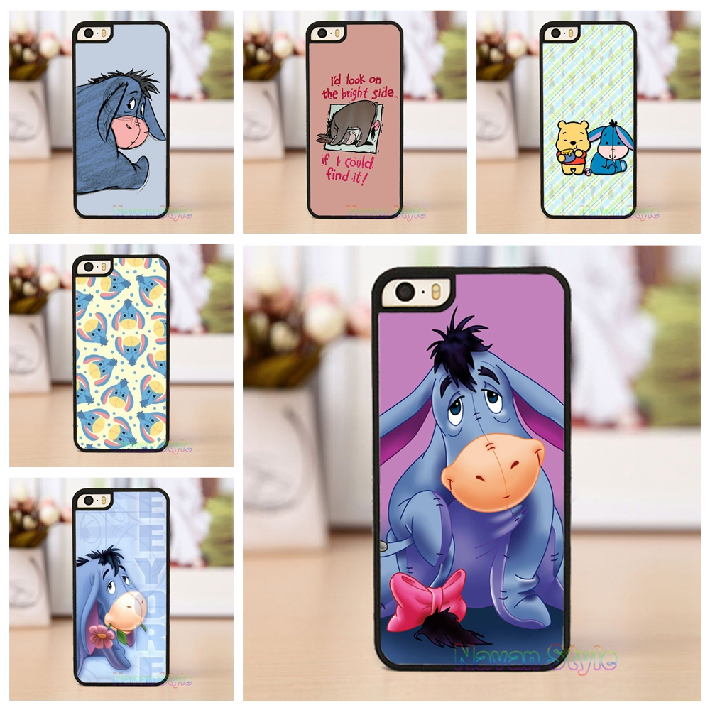 eeyore top selling original cell phone case cover for iphone 4 4s 5 5s se 5c 6 6 plus 6s 6s plus 7 7 plus*#G3792BR(China (Mainland))