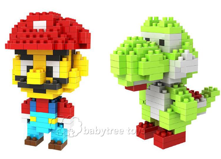 Детское лего LOZ Minifigures 9338/9331 детское лего nano loz 9168
