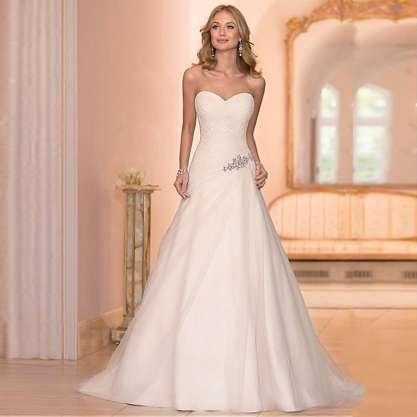 Online buy wholesale wedding dresses china from china for Wedding dresses in china