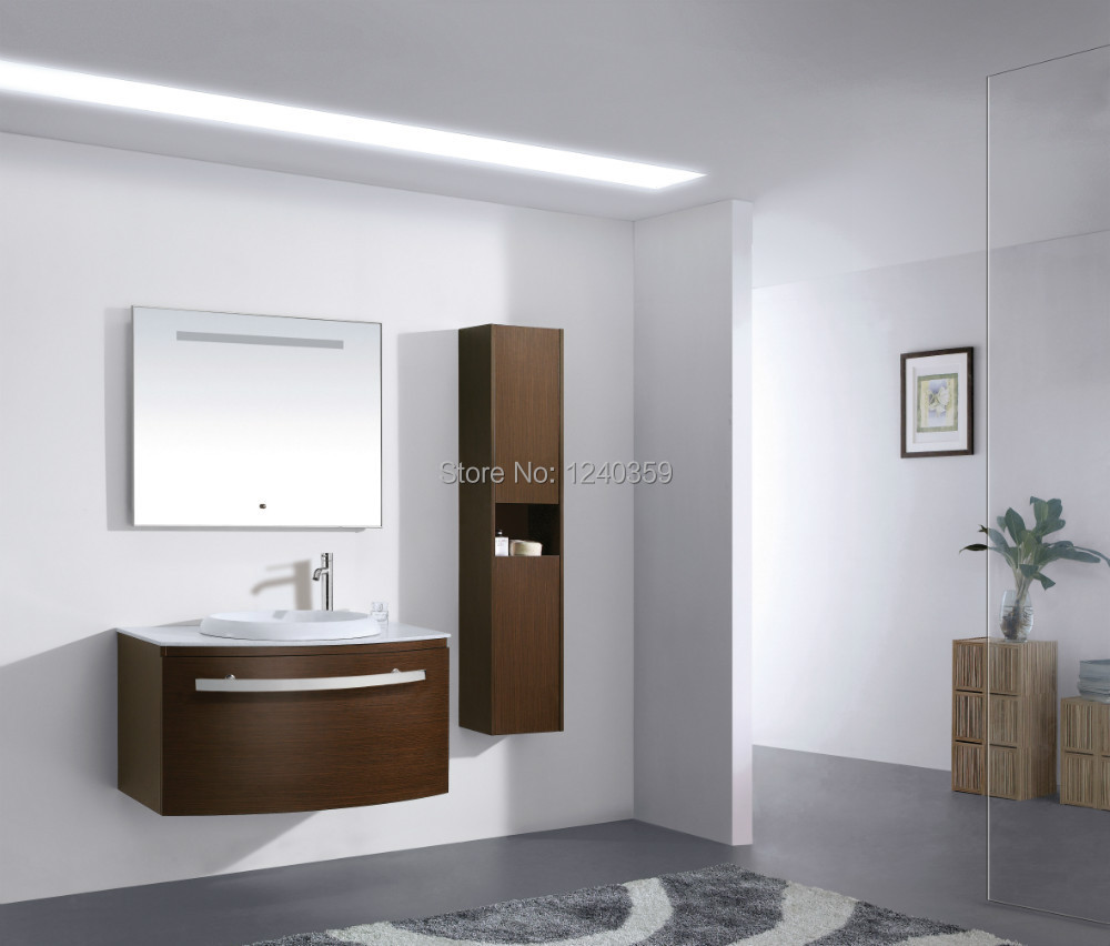 Solid Wood Mirror Modern Wholesale Bathroom Vanities In Bathroom Vanities From Home Improvement