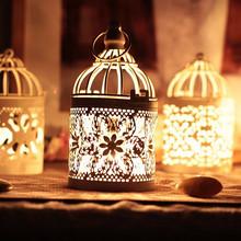 Lowest Price Ever Decorative Moroccan Lantern Vintage Candlesticks Votive Candle Holder Hanging Lantern New Arrival F20(China (Mainland))