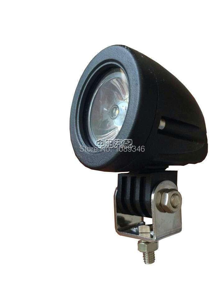 2PCS/2 INCH 10W CREE LED WORK LIGHT SPOTLIGHT / 12V Car 4x4 Motorcycle Boat ATV(China (Mainland))