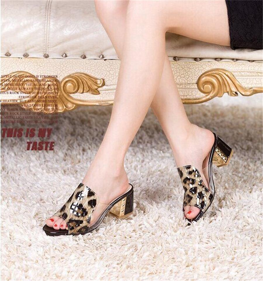 Most Popular summer women sandals fashion slippers 2016 fish head genuine leather sandals summer slippers women shoes sandals(China (Mainland))