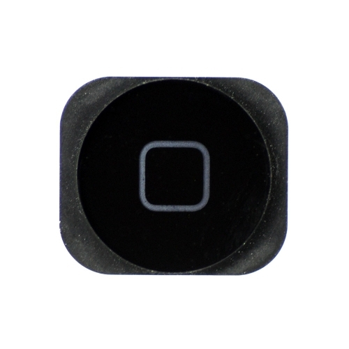 Repair Spare Parts for iphone 5 Black Home Menu Button Press Key Kaypad Cap Replacement Repair Parts For iPhone 5 5G