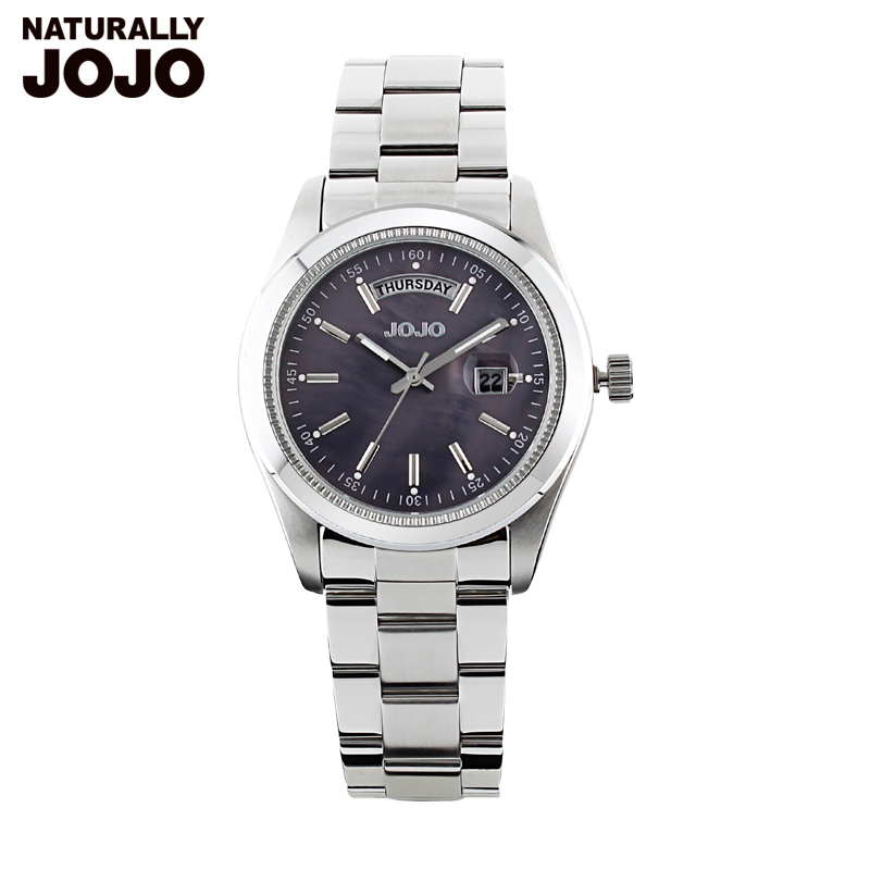 NATURALLY JOJO J90004 United States Brand Ladies watch classic simplicity calendar female quartz watch genuine relogio feminino<br><br>Aliexpress