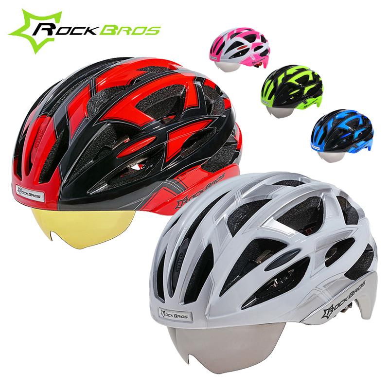 Велосипедный шлем ROCKBROS 2015 Capacete Ciclismo TK051