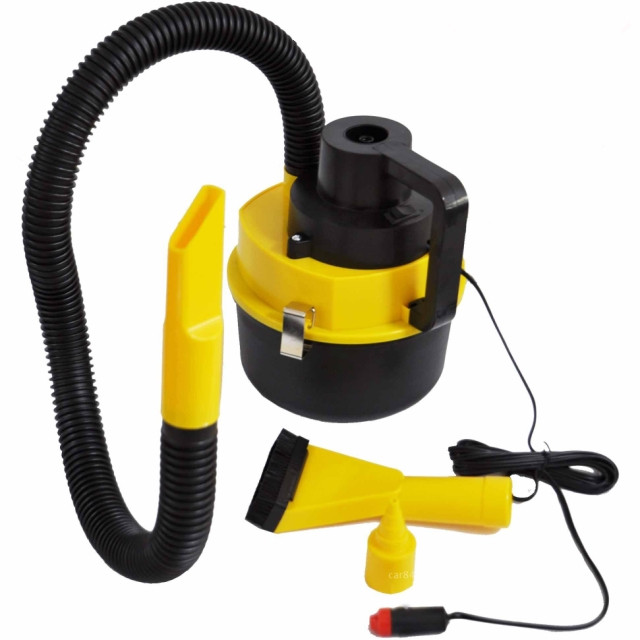 Car multifunctional vacuum cleaner car small supplies super suction Filter barrowload general tools(China (Mainland))