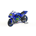 Triumph Motorcycle Models THUNDERBIRD SPRINT RS/TRIPLE DAYTONA 675/955i 1:18 scale miniature race Toy For Gift Collection