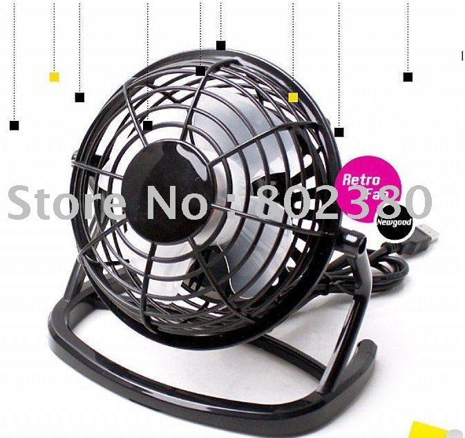 Table Fan Switches : Free shipping usb table fans high speed mini electric