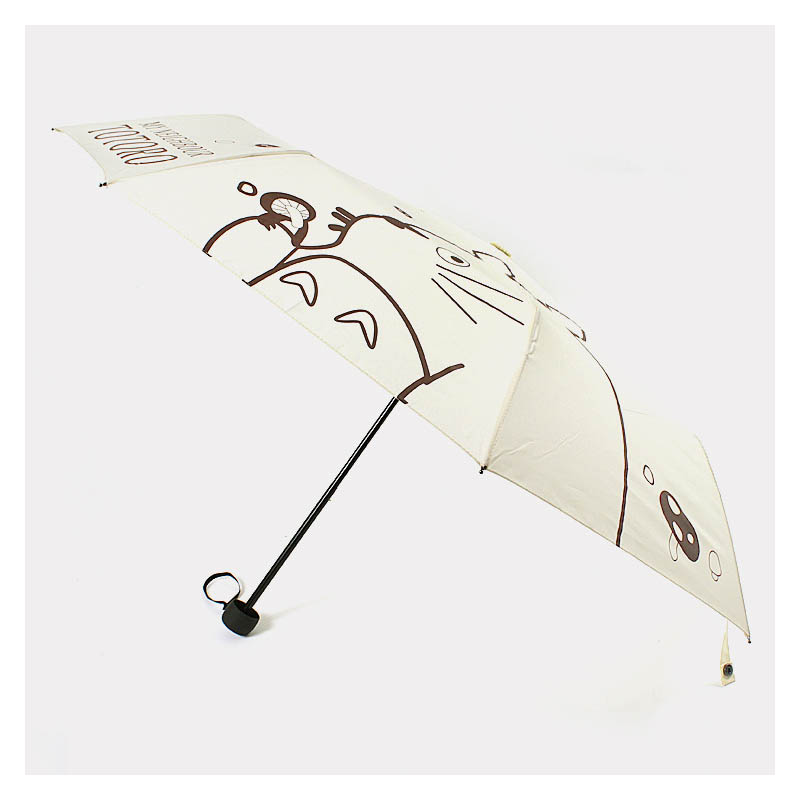 Studio Ghibli Anime Umbrella Rain parasol Momen Umbrella Men Fashion Totoro Kids Umbrella Windproof Guarda Chuva Style Umbrella(China (Mainland))