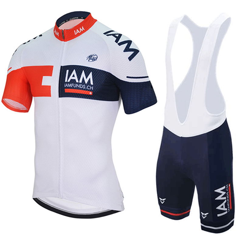 Top quality 2016 IAM Team Jersey Cycling Jerseys Breathable Bicycle Cycling Clothing Quick-Dry Roupa Ciclismo(China (Mainland))