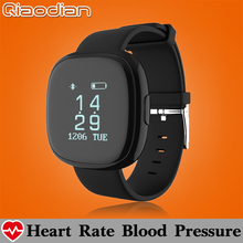 Buy Blood Pressure Heart Rate Monitor Fitness Bracelet Pedometer Smart Band Wristband Tracker Smartband PK Fitbits Xiaomi Mi Band 2 for $38.59 in AliExpress store