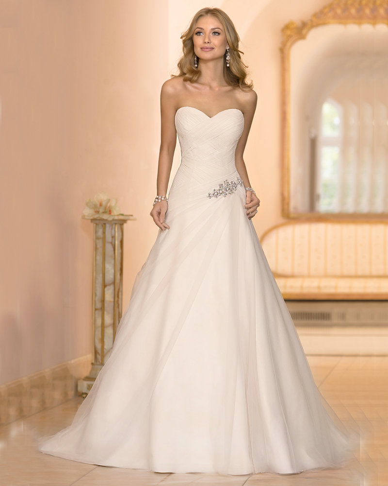 Casual Country Wedding Dresses