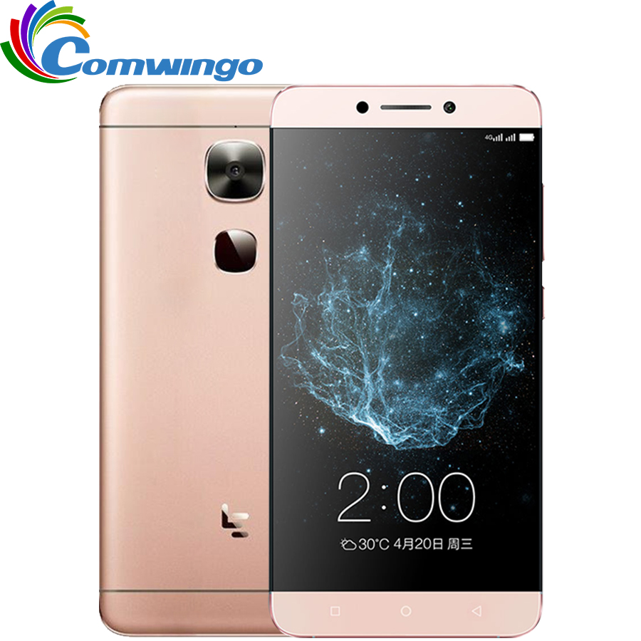 "Original Letv Le 2 Max 2 X820 4G LTE Mobile Phone Snapdragon 820 quad Core 5.7"" 2560x1440 4/6G RAM 32/64/128G ROM 21MP Touch ID(China (Mainland))"