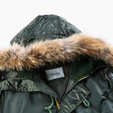 Winter coat Men 2015 Jackets Brand Cotton Padded Jacket Man s Coat Cotton Padded overcoat fur